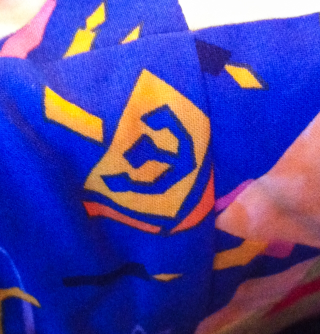 tablecloth dreidel