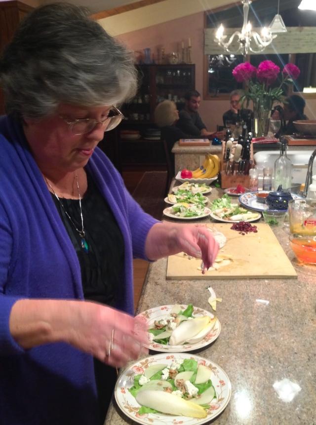 salad assembly