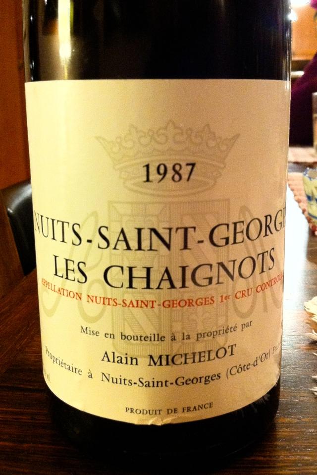 1987 Les Chaignots