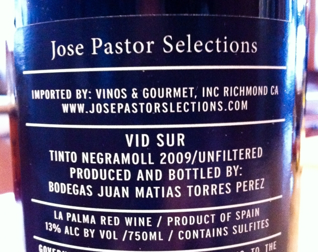 Jose Pastor Selections