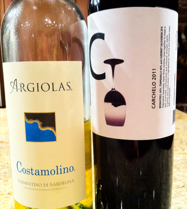2 wines