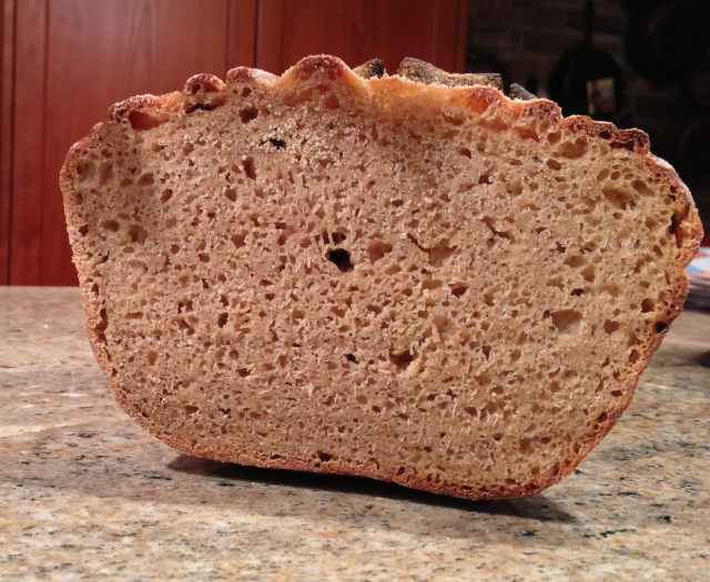 cross section Whole Wheat multigrain