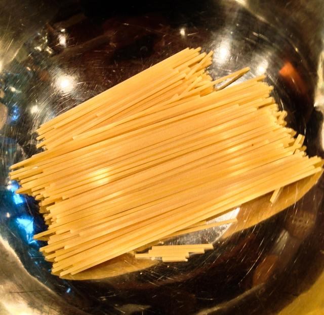 120 g. spaghetti-57
