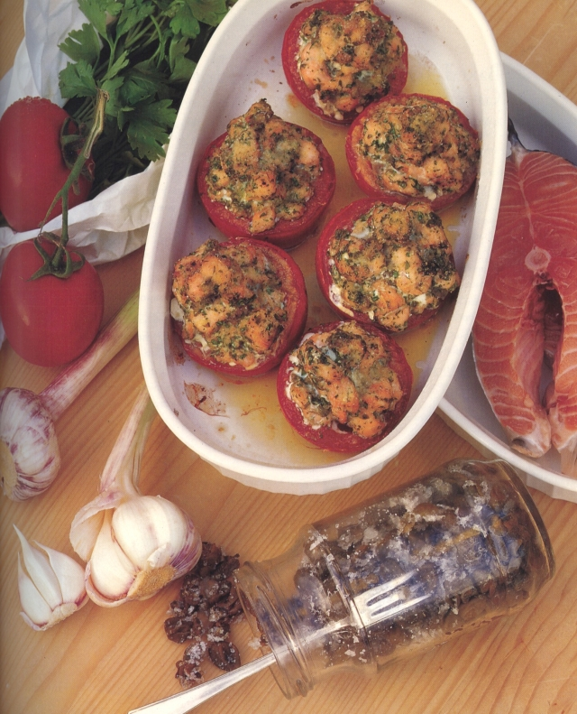 Stuffed Tomatoes cookbook photo