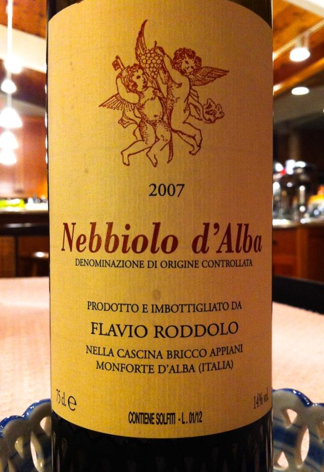 Flavio Roddolo label