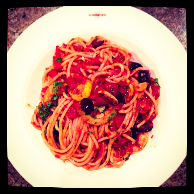 pasta bowl framed-40