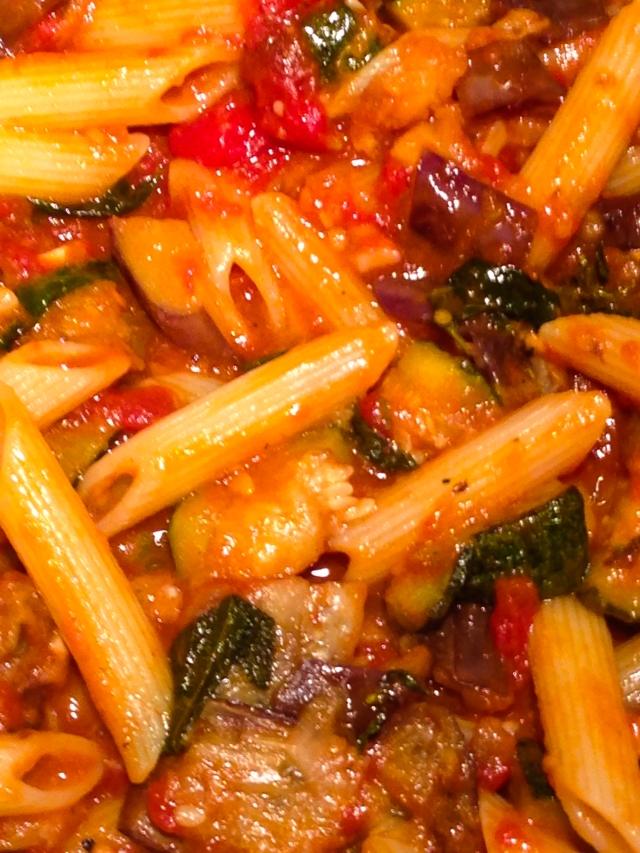pasta sauce closeup-32
