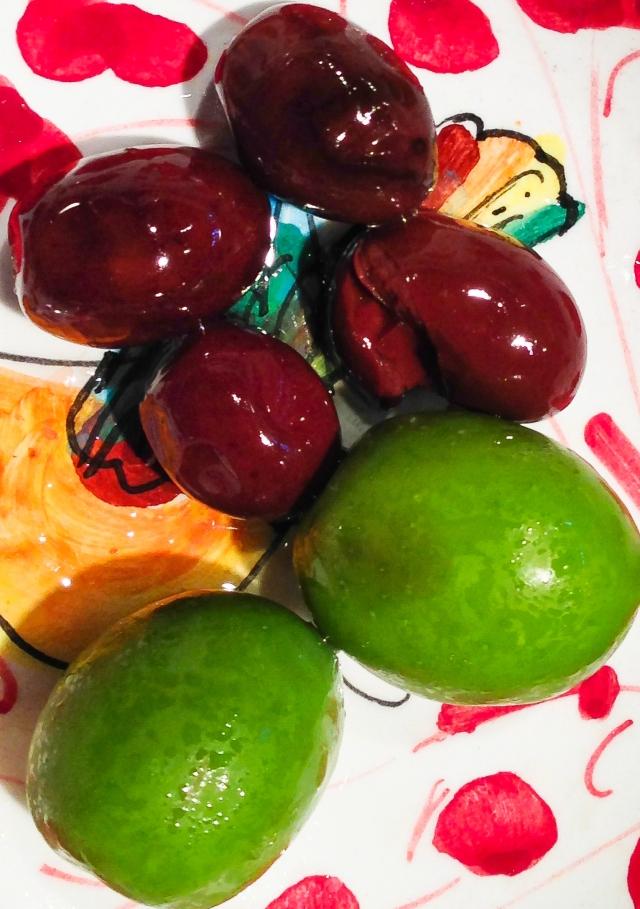 six olives
