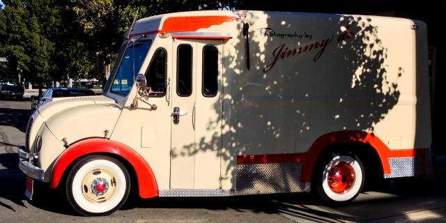 Jimmy de truck