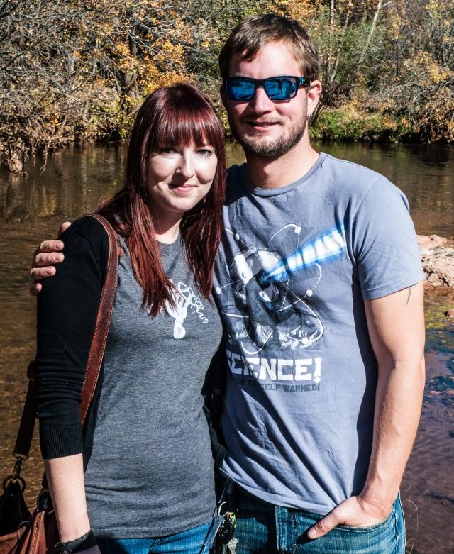 Aaron & Bree