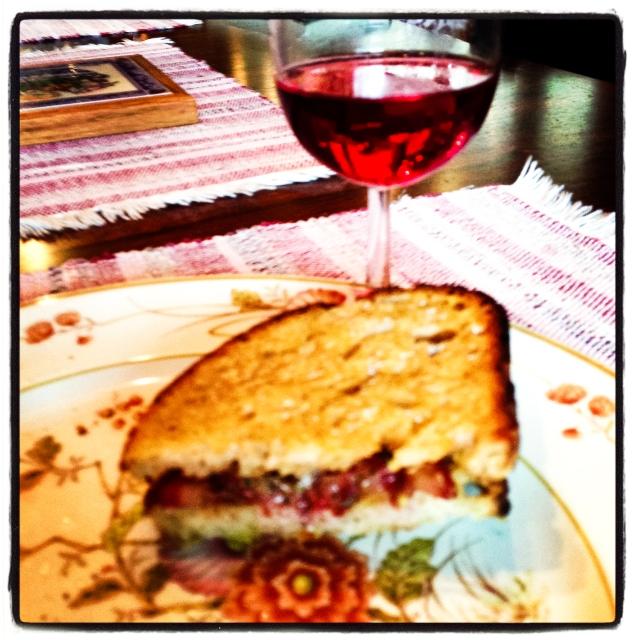 panino and wine-49