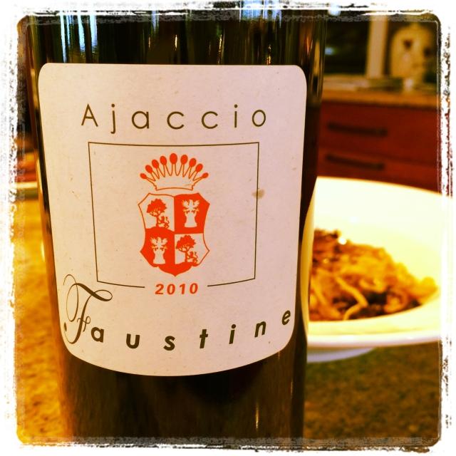 Ajaccio front (1 of 1)