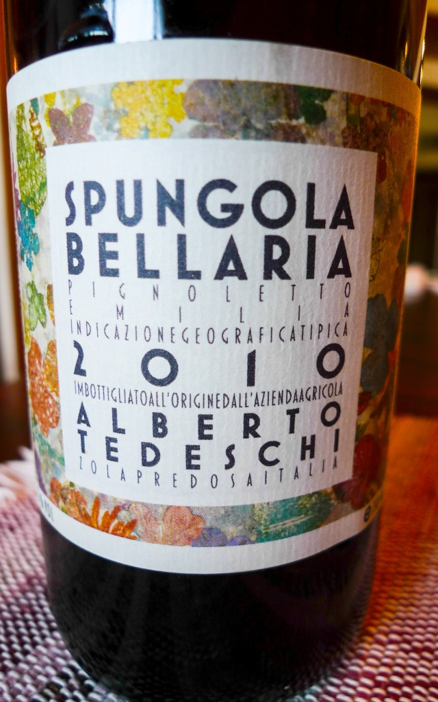 2010 Spungola Bellaria