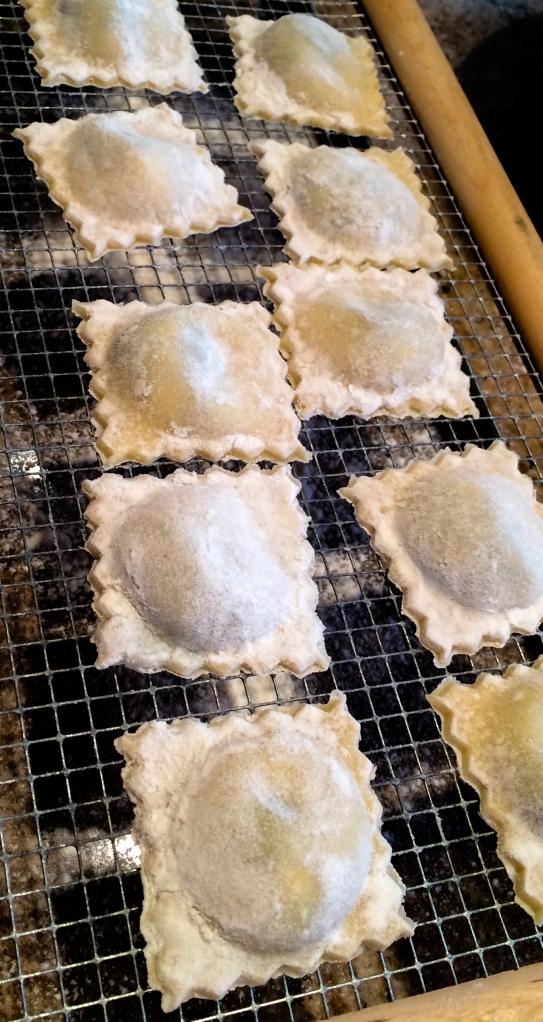 raviloi drying