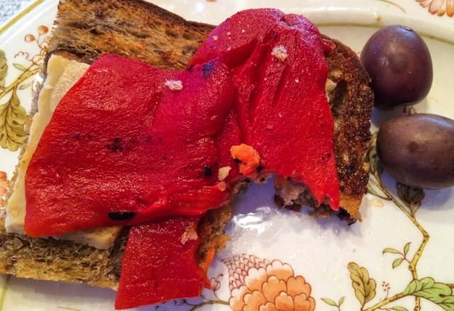 walnut levain red pepper and cashew cheese-09-2