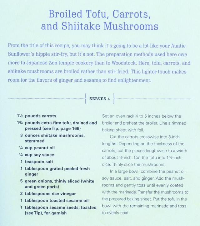 recipe part 1