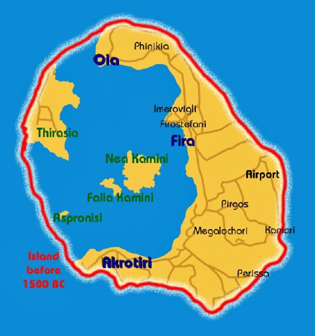 and before 1500 BC santorini_map