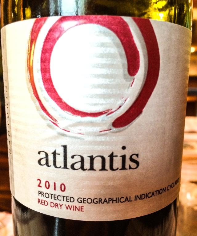 Atlantis red