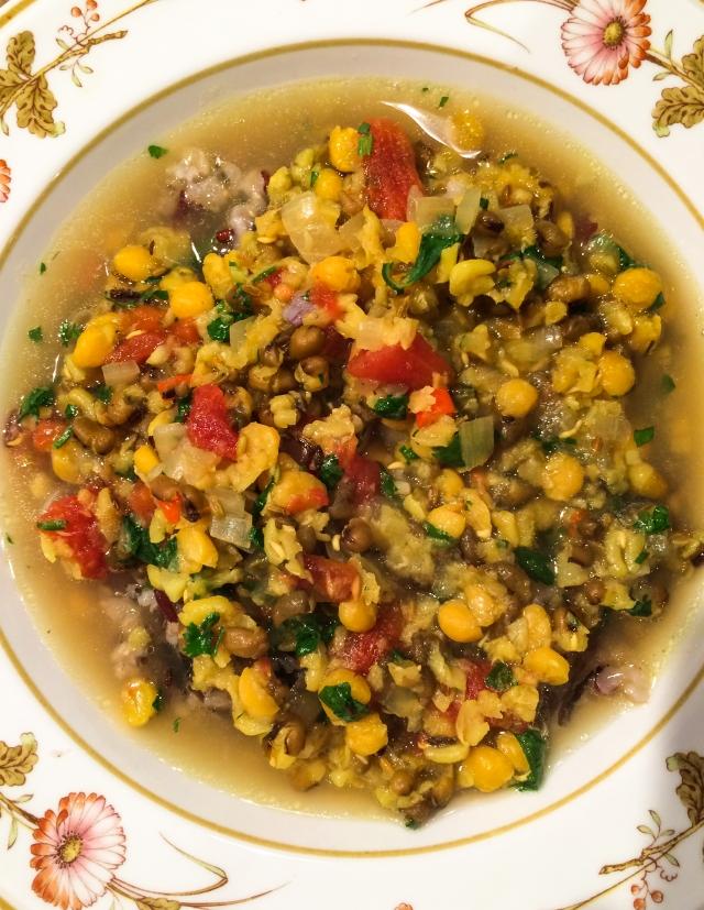 Indian Lentil Dish