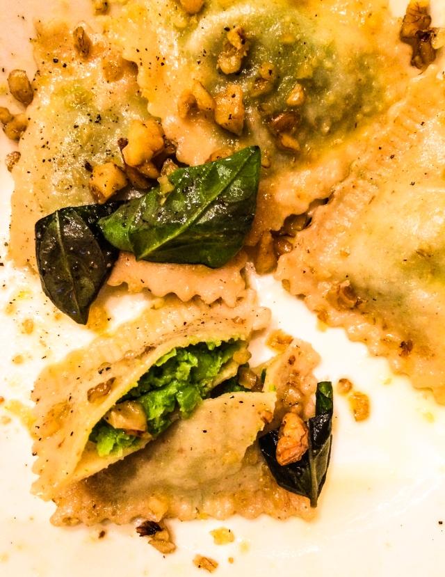 peas and olive oil ravioli-2
