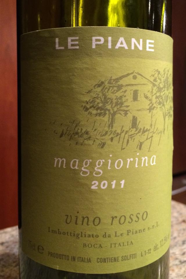 2011 Maggiorina