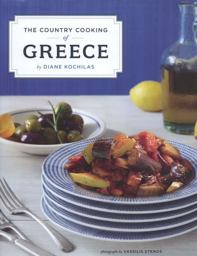 Country Cooking of Greece