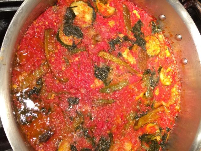 Ikarian vegetable stew-2