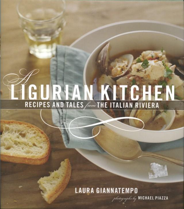 Ligurian Kitchen book cover