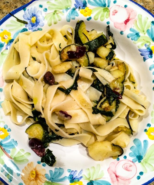 Ligurian-style pasta-2