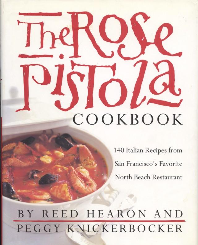Rose Pistola book cover