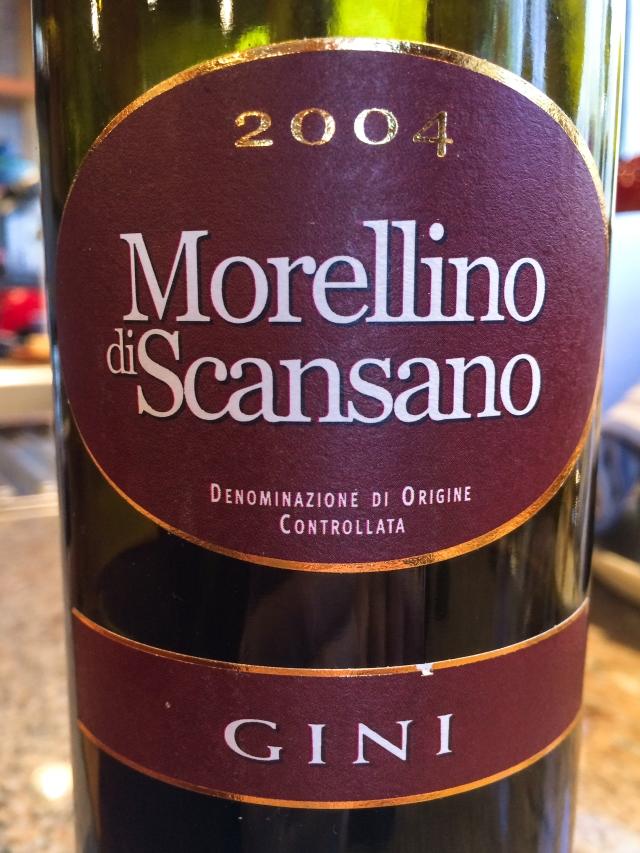 2004 Morellino di Scansano