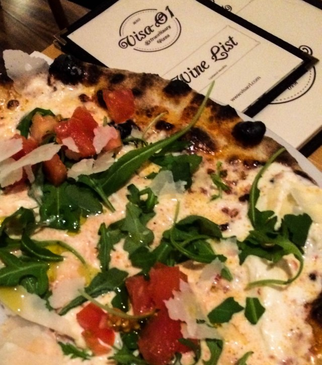 Visa O-1 Marco pizza