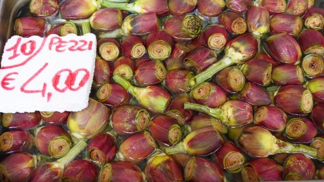 Rialto artichokes