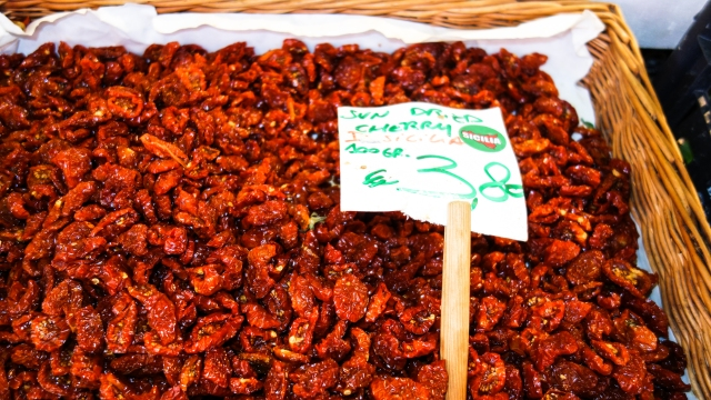 Rialto Sicilian Sun Dried Tomatoes