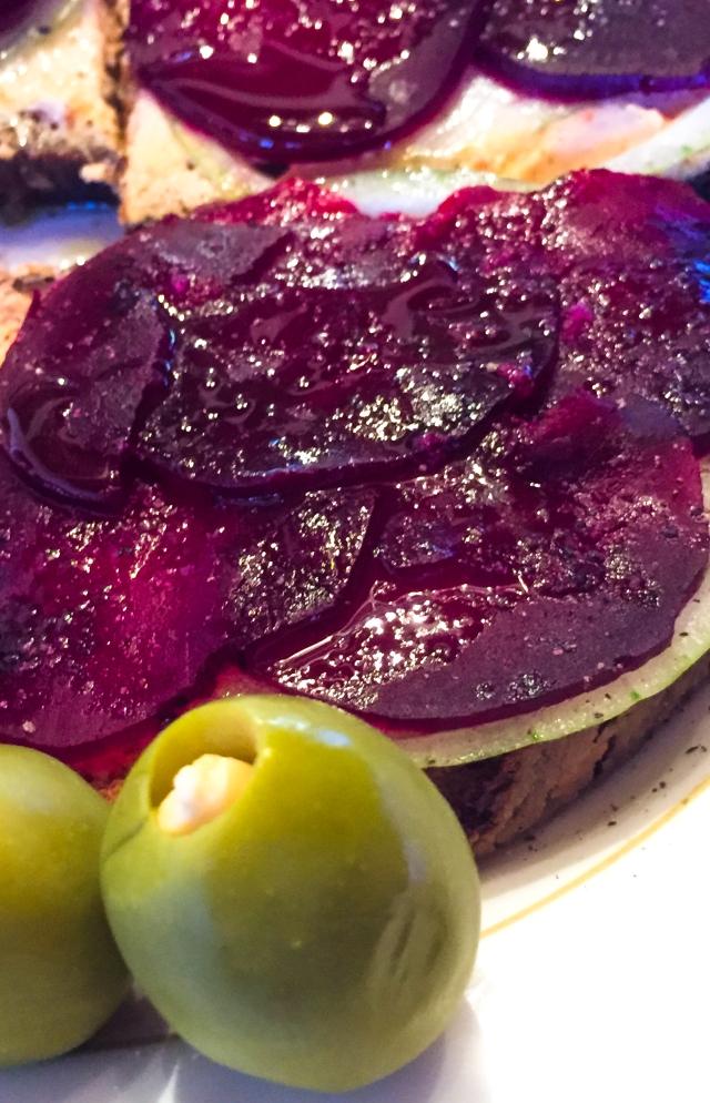 closeup olive