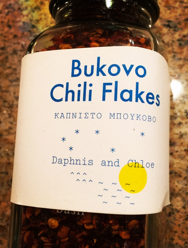 Chili Flakes