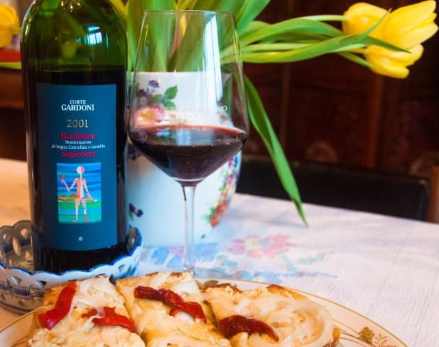 crostini and wine-2