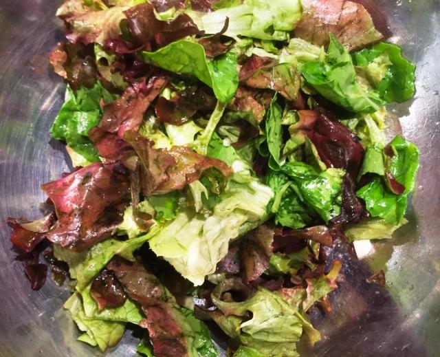 2 simple salad