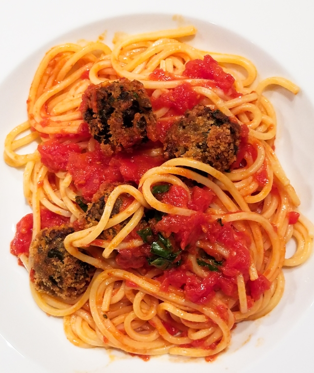 eggplant-polpette-with-spaghetti-and-sauce-2