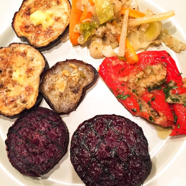 vegetable-dinner-plate